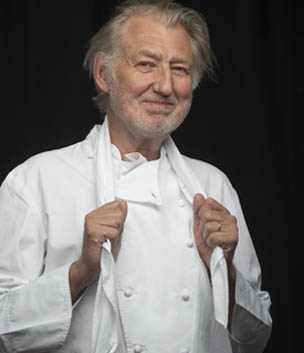 Meeting Pierre Gagnaire